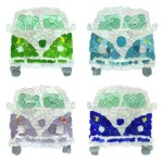 4 Sea Glass Surfer Vans