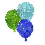 Sea Glass Balloons