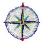 Sea Glass Compass