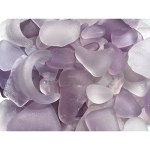 purple seaglass