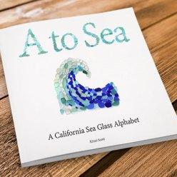 Seaglass Alphabet Book