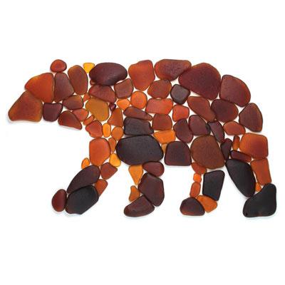 seaglass bear