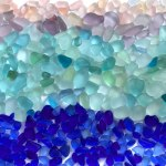 sea glass ombre